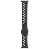 Apple Watch 40mm antracitový/černý Nike sportovní - S/M a M/L