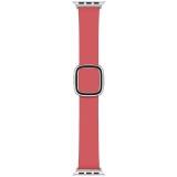 Apple Watch 40mm pivoňkově růžový s moderní přezkou - střední
