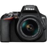 Nikon D3500 + 18-55 AF-P VR černý + dárky