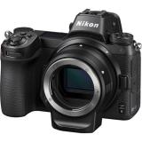 Nikon Z6 + adaptér bajonetu FTZ KIT černý