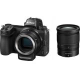 Nikon Z6 + 24-70 + adaptér bajonetu FTZ KIT černý + dárek