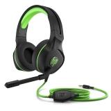 HP Pavilion Gaming 400 černý/zelený