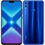 Honor 8X 128 GB Dual SIM modrý