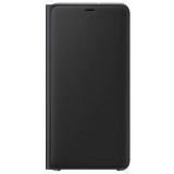 Samsung Wallet cover pro A7 (2018) černé