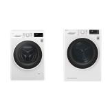 Set (Sušička prádla LG RC82EU2AV4W) + (Automatická pračka LG F72J6QN0W)