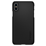 Spigen Thin Fit pro Apple iPhone Xs/X černý