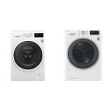 Set (Sušička prádla LG RC81U2AV3W) + (Automatická pračka LG F72J6QN0W)