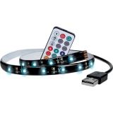 Solight pro TV, 2x 50cm, RGB, USB, dálkový ovladač