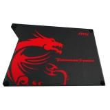 MSI GAMING Thunderstorm Aluminium, 32 x 22,5 cm černá/červená