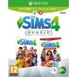 EA Xbox One The Sims 4 Základní hra + Psi a Kočky