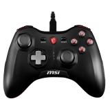MSI Force GC20, drátový, pro PC, PS3, Android černý