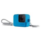 GoPro Silikonový obal modrý