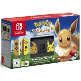 Nintendo SWITCH Pokémon: Let's Go Evee + Pokéball