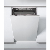 Whirlpool WSIC 3M27 C stříbrná