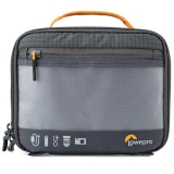 Lowepro GearUp Camera Box M šedé