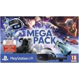 Sony PlayStation VR + kamera + 5 her (VR Worlds, Skyrim, Doom, Astrobot, Wipeout)