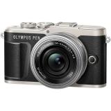 Olympus PEN E-PL9 + 14-42 EZ Pancake černý + dárek