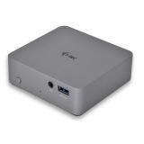 i-tec USB-C Metal 4K + Power Adapter 100W