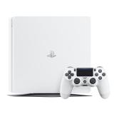 Sony PlayStation 4 500GB bílá