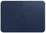 Apple Leather Sleeve pro MacBook Pro 13 - půlnočně modrý