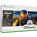 Microsoft Xbox One S 1 TB + Anthem: Legion of Dawn Edition