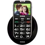 Tesla SimplePhone A50 černý