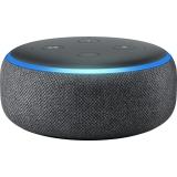 Amazon Echo Dot Charcoal (3.generace) černý + dárek