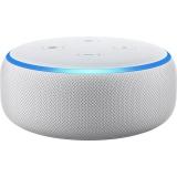 Amazon Echo Dot Sandstone (3.generace) bílý + dárek