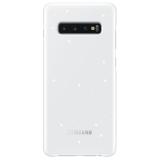Samsung LED pro Galaxy S10+ bílý