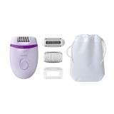 Philips Satinelle Essential BRE275/00 růžový
