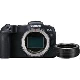 Canon EOS RP tělo + adapter černý