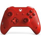 Microsoft Xbox One Wireless - speciální edice Sport Red