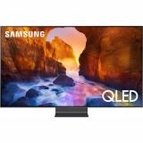 Samsung QE75Q90RA stříbrná