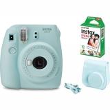 Fujifilm Instax mini 9 + pouzdro modrý