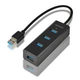Axagon USB / 4x USB 3.0 černý