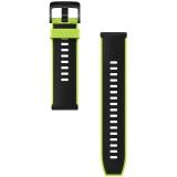 Huawei silikonový pro chytré hodinky Huawei Watch GT, Watch GT 2 - Fluorescent Green  zelený