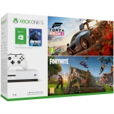 Microsoft Xbox One S 1 TB + Forza Horizon + Fortnite