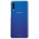 Samsung Gradation Cover pro A50 fialový