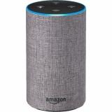 Amazon Echo Heather (2.generace) šedý + dárek
