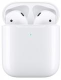 Apple AirPods, bezdrátové nabíjení (2019) bílá