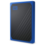 Western Digital My Passport Go 512GB modrý