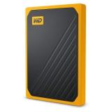 Western Digital My Passport Go 512GB žlutý