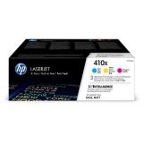HP 410X, 3x5000 stran, CMY