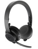Logitech Zone Wireless Bluetooth černý