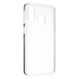 FIXED Skin pro Samsung Galaxy A40 průhledný