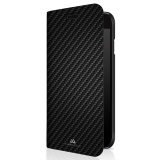 Black Rock Flex Carbon Booklet pro Apple iPhone 6/6s/7/8 černé