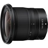 Nikon NIKKOR Z 14-30 mm f/4 S černý