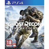 Ubisoft PlayStation 4 Tom Clancy's Ghost Recon Breakpoint