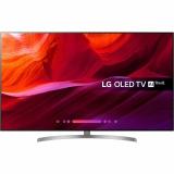 LG OLED55B8S stříbrná