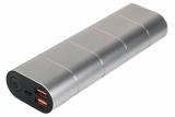 Verbatim 20000 mAh, USB-C PD, QC 3.0 stříbrná